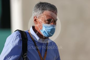 World © Octane Photographic Ltd. Formula 1 – F1 Portuguese GP. Chase Carey - Chief Executive Officer of the Formula One Group. Autodromo do Algarve, Portimao, Portugal. Friday 23rd October 2020.
