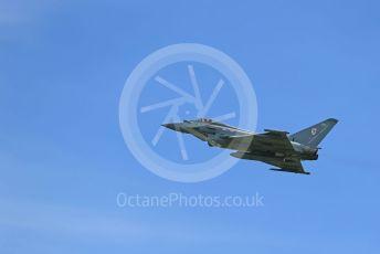 "RAF Coningsby. Eurofighter Typhoon FGR4 ZJ942 29Sqn, Typhoon Display Team, Flt Lt James Sainty ""Anarchy 1"". 2nd June 2021. World © Octane Photographic Ltd."
