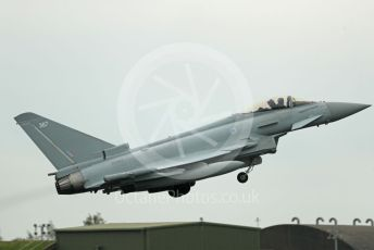 RAF Coningsby. Eurofighter Typhoon FGR4 ZK367. 20th May 2021. World © Octane Photographic Ltd.