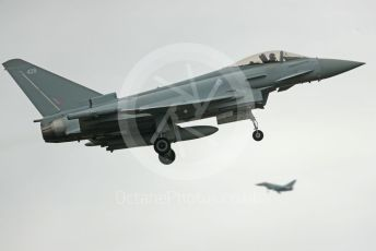 RAF Coningsby. Eurofighter Typhoon FGR4. 20th May 2021. World © Octane Photographic Ltd.
