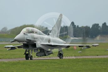 RAF Coningsby. Eurofighter Typhoon T3 ZK380. 20th May 2021. World © Octane Photographic Ltd.