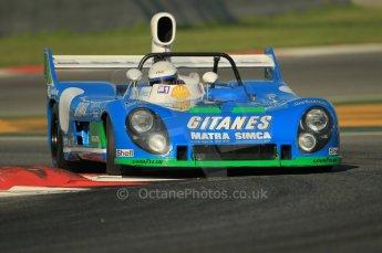 © Octane Photographic Ltd. 2011 Masters Racing Espiritu de Montjuic, April 8th 2011. Sportscar practice. Digital Ref : 0043CB1D0099