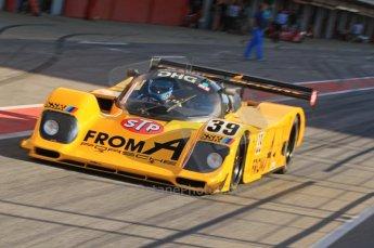 © Octane Photographic Ltd. 2011 Masters Racing Espiritu de Montjuic, April 9th 2011. World Sportscar Masters (GP.C) qualifying. Digital Ref : 0043CB7D0471