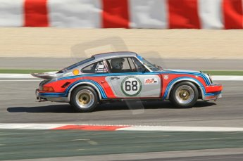 © Octane Photographic Ltd. 2011 Masters Racing Espiritu de Montjuic, April 9th 2011. World Sportscar Masters qualifying. Digital Ref : 0043CB7D0520