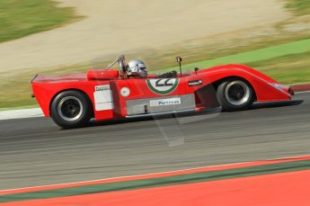 © Octane Photographic Ltd. 2011 Masters Racing Espiritu de Montjuic, April 9th 2011. World Sportscar Masters qualifying Digital Ref : 0043CB1D0815
