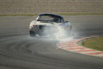 © Octane Photographic Ltd. 2011 Masters Racing Espiritu de Montjuic, April 8th 2011. Sportscar practice. Digital Ref : 0043CB1D0560