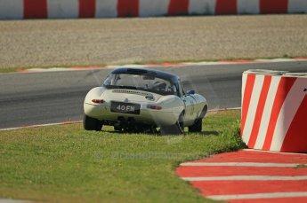 © Octane Photographic Ltd. 2011 Masters Racing Espiritu de Montjuic, April 8th 2011. Sportscar practice. Digital Ref : 0043CB1D0587
