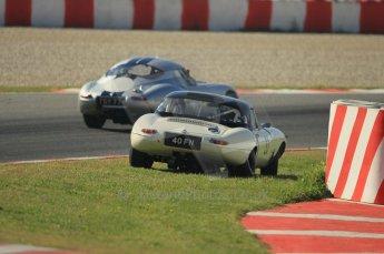 © Octane Photographic Ltd. 2011 Masters Racing Espiritu de Montjuic, April 8th 2011. Sportscar practice. Digital Ref : 0043CB1D0600
