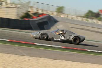 © Octane Photographic Ltd. 2011 Masters Racing Espiritu de Montjuic, April 8th 2011. Sportscar practice. Digital Ref : 0043CB7D0025