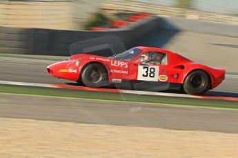 © Octane Photographic Ltd. 2011 Masters Racing Espiritu de Montjuic, April 8th 2011. Sportscar practice. Digital Ref : 0043CB7D0049
