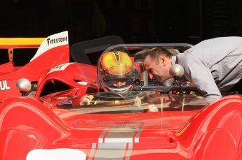 © Octane Photographic Ltd. 2011 Masters Racing Espiritu de Montjuic, April 8th 2011. Sportscar practice. Digital Ref : 0043CB7D0375