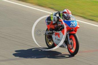 © Octane Photographic 2011. 2011 Masters Racing Espiritu de Montjuic, April 9th 2011. ICGP Racing. Digital Ref : 0044CB1D0699