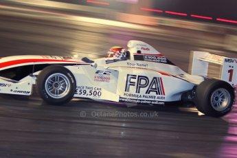 World © Octane Photographic Ltd. 2009 McLaren Autosport BRDC Young Drivers. Autosport International Show, NEC, Birmingham, January 17th 2010. James Calado. Digital Ref : 0872cb1d9752