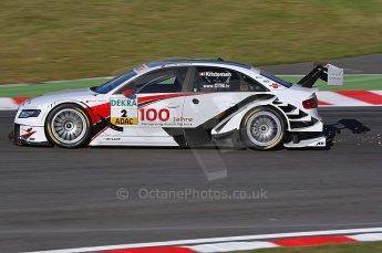 World © Octane Photographic Ltd. 2009. German Touring Cars (DTM) – Brands Hatch, UK. Tom Kristensen - Abt Sportsline - Audi A4 DTM 2009. 5th September 2009. Digital Ref : 0054CB1D0272