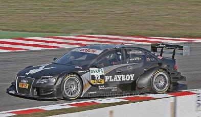 World © Octane Photographic Ltd. 2009. German Touring Cars (DTM) – Brands Hatch, UK. Markus Winklehock - Team Rosberg - Audi A4 DTM 2008. 5th September 2009. Digital Ref : 0054CB1D0412