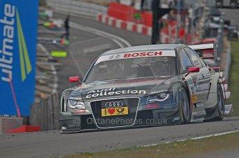 World © Octane Photographic Ltd. 2009. German Touring Cars (DTM) – Brands Hatch, UK. Katherine Legge - Abt Sportline - Audi A4 DTM 2008. 5th September 2009. Digital Ref : 0054CB1D0674