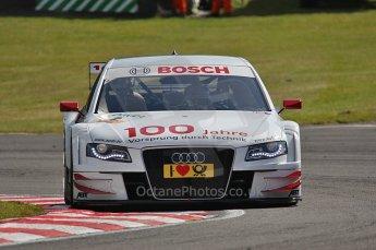 World © Octane Photographic Ltd. 2009. German Touring Cars (DTM) – Brands Hatch, UK. Tom Kristensen - Abt Sportsline - Audi A4 DTM 2009. 5th September 2009. Digital Ref : 0054CB1D0747