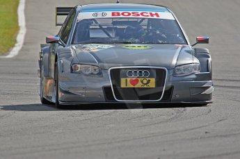 World © Octane Photographic Ltd. 2009. German Touring Cars (DTM) – Brands Hatch, UK. Tomas Kostka - Kolles Futurecom - Audi A4 DTM 2007. 5th September 2009. Digital Ref : 0054CB1D0756