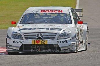 World © Octane Photographic Ltd. 2009. German Touring Cars (DTM) – Brands Hatch, UK. Paul di Resta - HWA Team - AMG Mercedes C-Klass 2009. 5th September 2009. Digital Ref : 0054CB1D0761