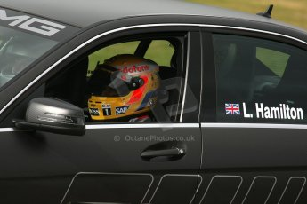 World © Octane Photographic Ltd. 2009. German Touring Cars (DTM) – Brands Hatch, UK. Lewis Hamilton demonstration laps. 6th September 2009. Digital Ref : 0054CB1D3228