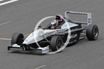 © Octane Photographic 2009. Formula BMW Euroseries - Spa . Oliver Millroy - Raikkonen Robertson Racing. 29th August 2009. Digital Ref : 0057CB1D9663
