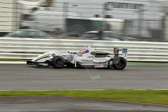© Octane Photographic 2010. British F3 – Silverstone - Bridge circuit . Alex Brundle - T-Sport. 14th August 2010. Digital Ref : 0051CB1D0472