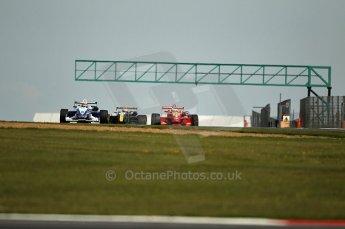 © Octane Photographic 2010. British F3 – Silverstone - Bridge circuit . 15th August 2010. Digital Ref : 0051CB1D2750