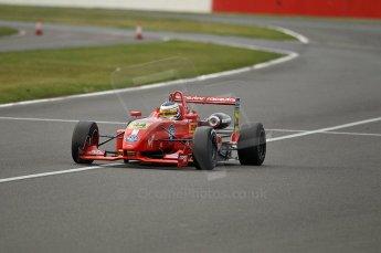 © Octane Photographic 2010. British F3 – Silverstone - Bridge circuit . James Cole - T-Sport. 15th August 2010. Digital Ref : 0051CB1D3451