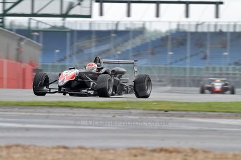 © Octane Photographic 2010. British F3 – Silverstone - Bridge circuit . Felipe Nasr - Raikkonen Roberston Racing. 14th August 2010. Digital Ref : 0051CB7D0583