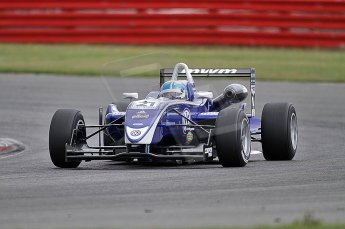 © Octane Photographic 2010. British F3 – Silverstone - Bridge circuit . Rupert Svendsen-Cook - Carlin. 14th August 2010. Digital Ref : 0051CB7D1153