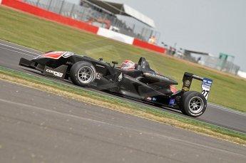 © Octane Photographic 2010. British F3 – Silverstone - Bridge circuit . Felipe Nasr - Raikkonen Robertson Racing. 15th August 2010. Digital Ref : 0051CB7D1941