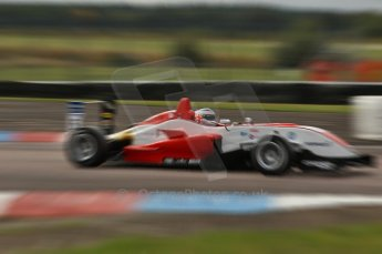 © Octane Photographic 2010. British F3 – Thruxton . Daniel McKenzie - Fortec Motorsport. 7th August 2010. Digital Ref : CB1D7939