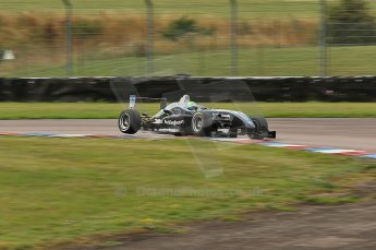 © Octane Photographic 2010. British F3 – Thruxton . William Buller - Hitech Racing. 7th August 2010. Digital Ref : CB1D8079