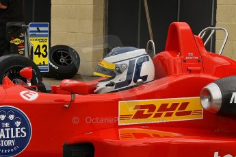 © Octane Photographic 2010. British F3 – Thruxton . James Cole - T-Sport. 7th August 2010. Digital Ref : CB1D8109