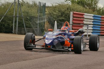 © Octane Photographic 2010. British F3 – Thruxton . Adriano Buzaid - Carlin. 7th August 2010. Digital Ref : CB1D8229