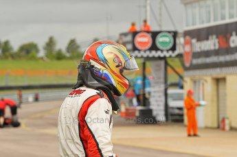 © Octane Photographic 2010. British F3 – Thruxton . Max Snegiriv - Fortec Motorsport. 7th August 2010. Digital Ref : CB1D8303