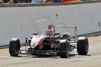© Octane Photographic 2010. British F3 – Thruxton . Felipe Nasr - Raikkonen Roberston Racing. 8th August 2010. Digital Ref : CB1D9389