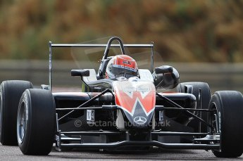 © Octane Photographic 2010. British F3 – Thruxton . Felipe Nasr - Raikkonen Robertson Racing. 7th August 2010. Digital Ref : CB7D7250