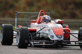 © Octane Photographic 2010. British F3 – Thruxton . Oliver Webb - Fortec Motorsport. 7th August 2010. Digital Ref : CB7D7294