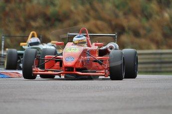 © Octane Photographic 2010. British F3 – Thruxton . James Cole - T-Sport. 7th August 2010. Digital Ref : CB7D7428