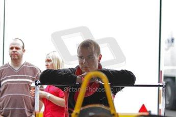 © Octane Photographic 2010. British F3 – Thruxton . Jay Bridger - Litespeed F3. 8th August 2010. Digital Ref : CB7D8617