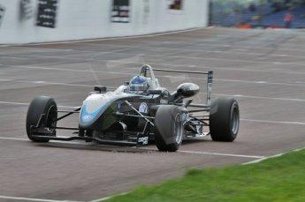 © Octane Photographic 2010. British F3 – Thruxton . Gabriel Dias - Hitech Racing. 8th August 2010. Digital Ref : CB7D8797