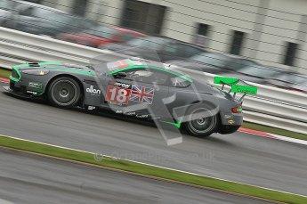 © Octane Photographic 2010. British GT Championship, Silvertstone, 14th August 2010. Digital ref : 0034cb1d0015