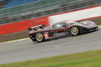© Octane Photographic 2010. British GT Championship, Silvertstone, 14th August 2010. Digital ref : 0034cb1d0801