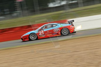 © Octane Photographic 2010. British GT Championship, Silvertstone, 14th August 2010. Digital ref : 0034cb1d2257
