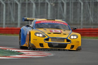 © Octane Photographic 2010. British GT Championship, Silvertstone, 15th August 2010. Digital ref : 0034cb1d2977