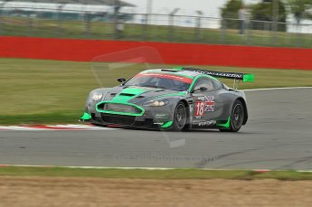 © Octane Photographic 2010. British GT Championship, Silvertstone, 15th August 2010. Digital ref : 0034cb1d3172