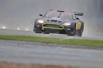 © Octane Photographic 2010. British GT Championship, Silvertstone, 14th August 2010. Digital ref : 0034cb7d0044