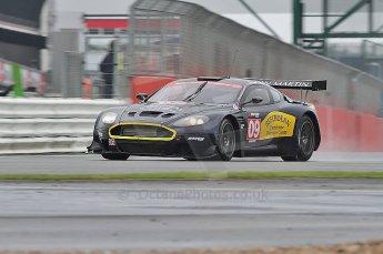 © Octane Photographic 2010. British GT Championship, Silvertstone, 14th August 2010. Digital ref : 0034cb7d0150
