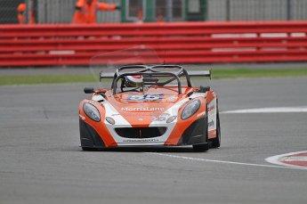 © Octane Photographic 2010. British GT Championship, Silvertstone, 14th August 2010. Digital ref : 0034cb7d0705